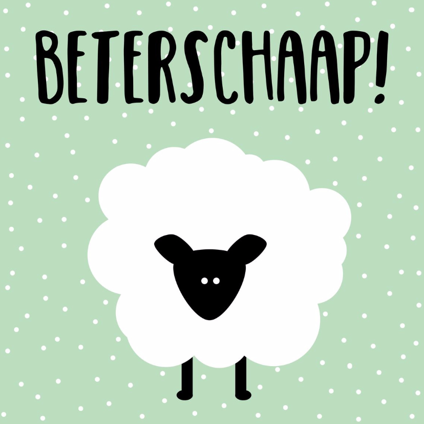 Beterschaap!