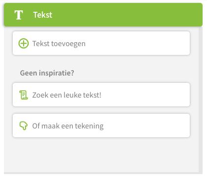 Kaartmaker Kaartje2go inspiratie voor teksten