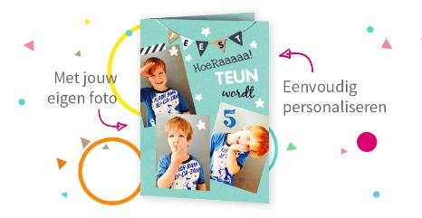 Kinderfeestjes uitnodigingen
