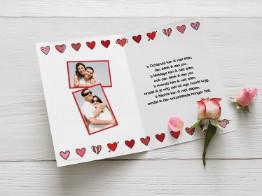 Liefdekaarten verliefd