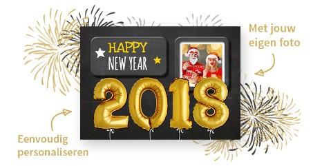 Nieuwjaarskaarten