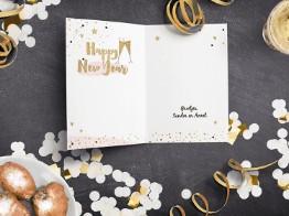 Internationale nieuwjaarskaarten