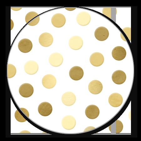 Gouden confetti