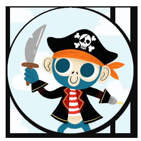 Piraten Aap