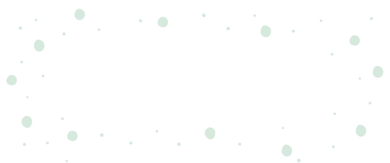 Mintgroene confetti