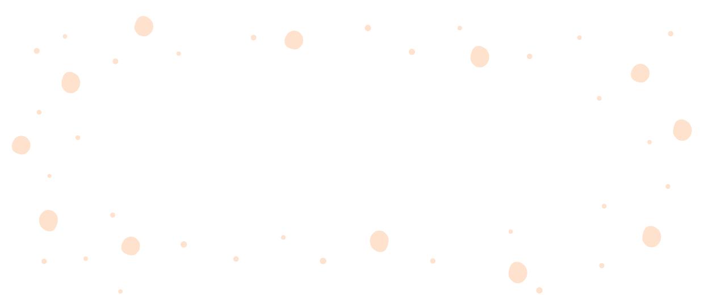 Oranje confetti